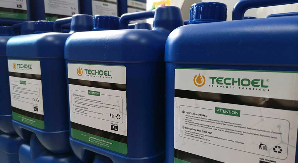 TECHOEL太科高溫鏈條油